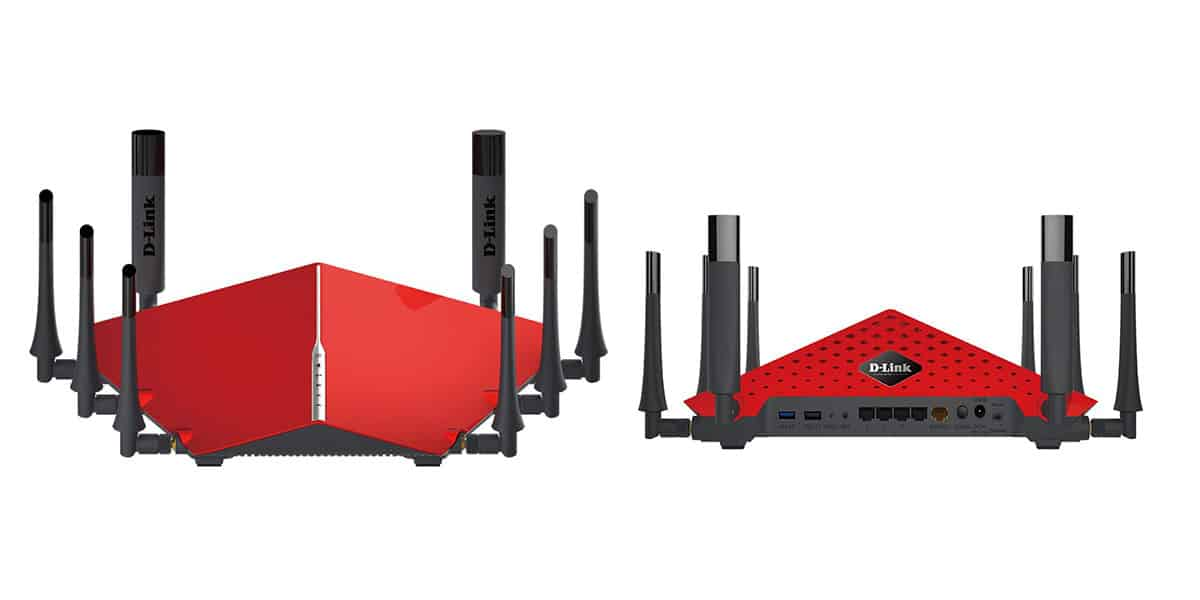 D-Link AC5300 Ultra – Best for Multiple Devices