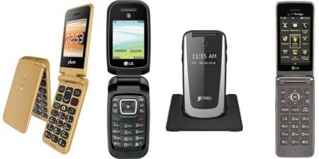 Flip Phones in the Market today