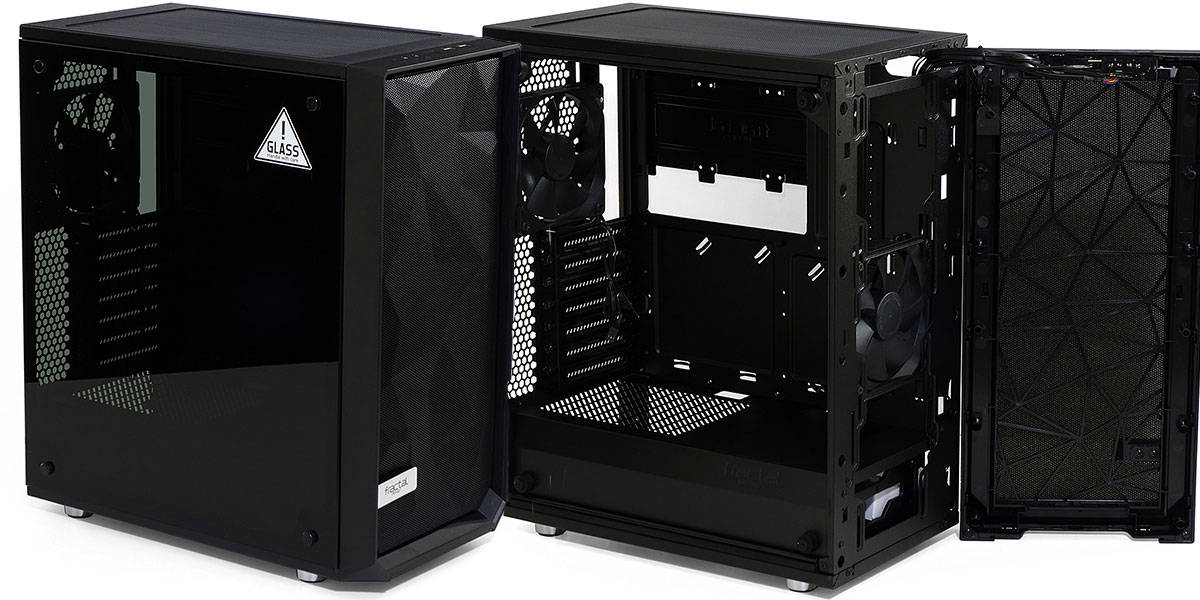 Fractal Design Meshify C  Best High Airflow Mid Tower Case
