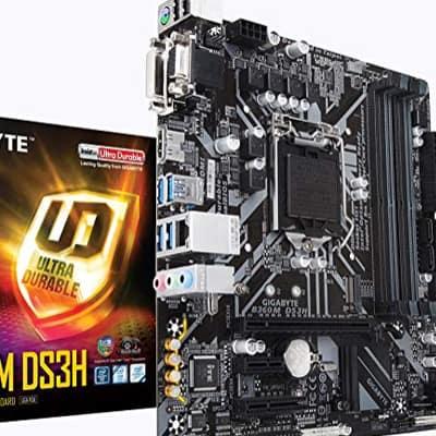 GIGABYTE B360M DS3H Motherboard