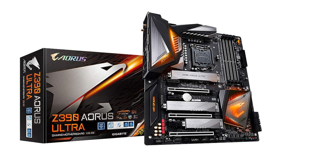 Gigabyte E-ATX Z390 Aorus Xtreme – Most Stylish Motherboard