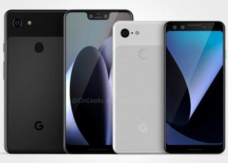 Google Pixel 3 Google Pixel 3 XL