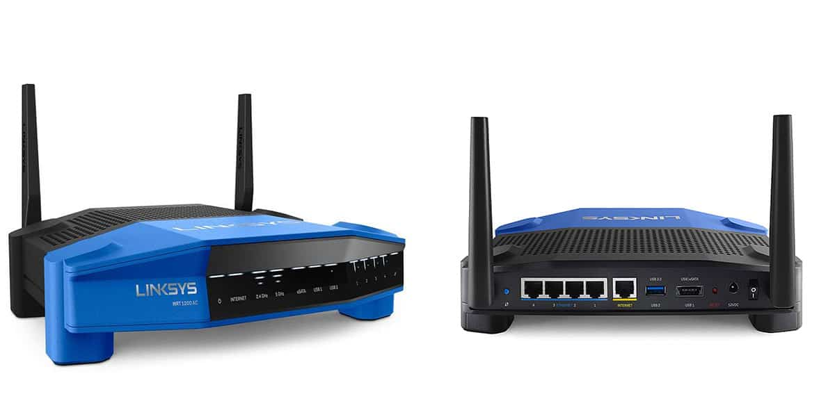 Linksys WRT1200AC – Efficient and Powerful