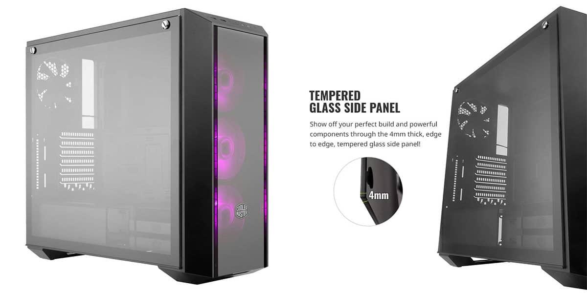 MasterBox Pro 5 RGB ATX Mid-Tower