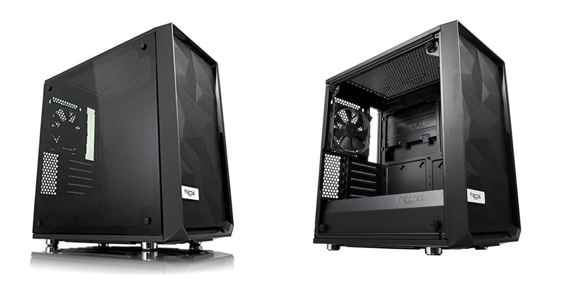 Meshify C mATX – Best Micro-ATX Airflow Case