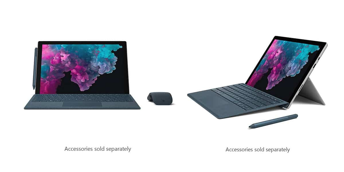 Microsoft Surface Pro 6 – Full Powered 2-in-1