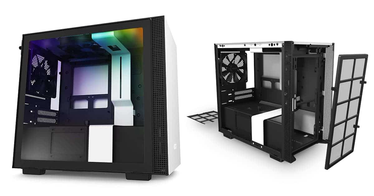 NZXT H210i