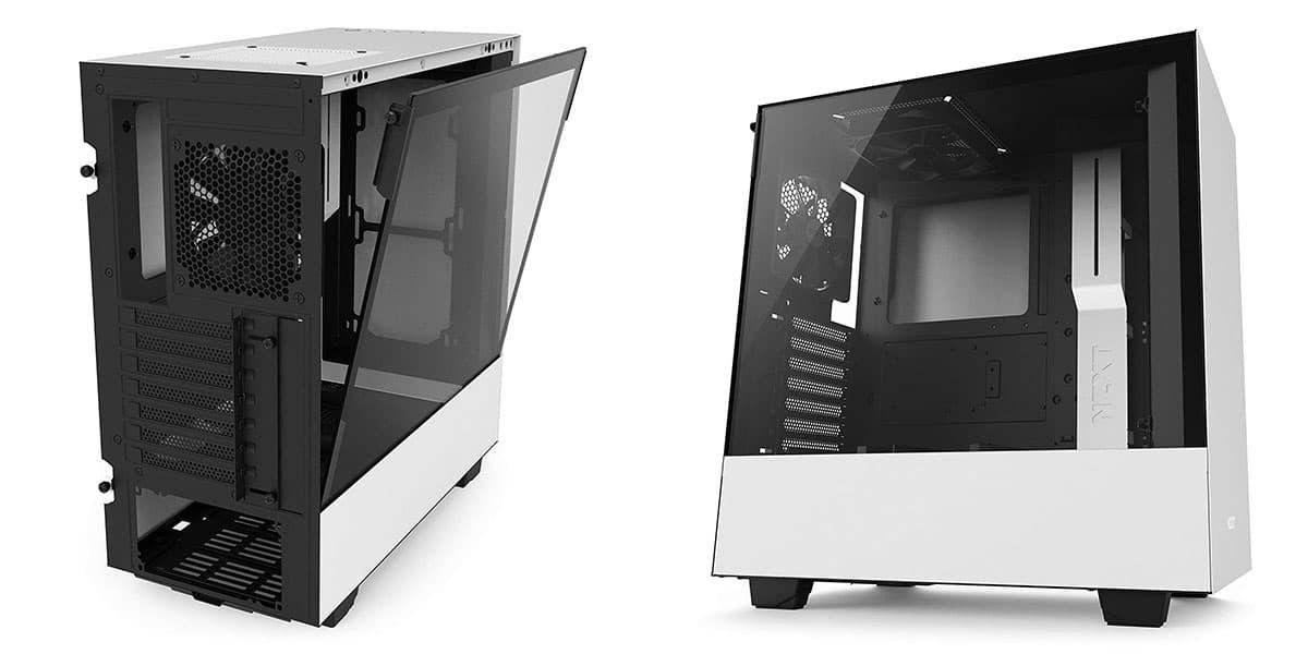 NZXT H500 ATX Computer Case