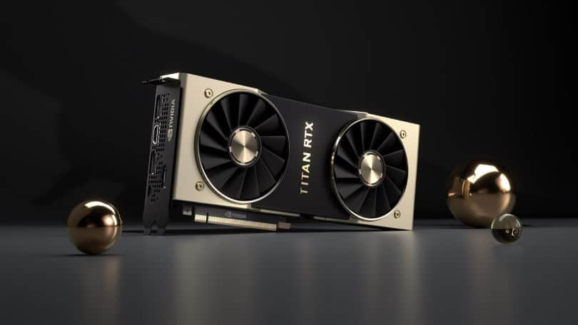 Nvidia Titan RTX GPU Graphics Card