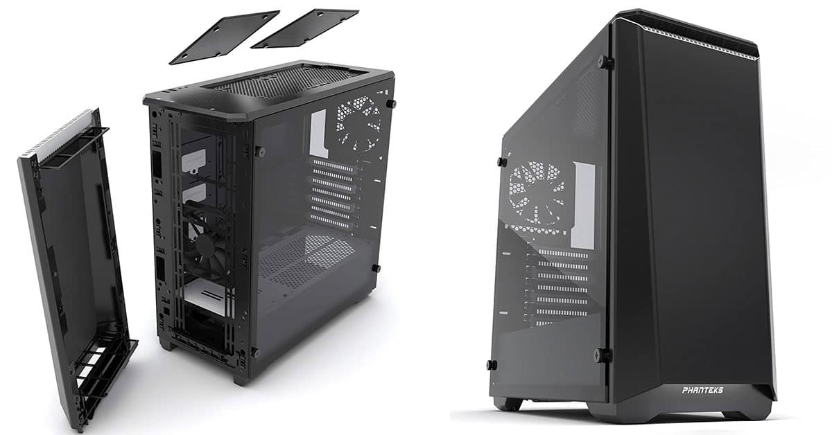 Phanteks-P400S-the-Best-Tempered-Glass-Case-for-2019