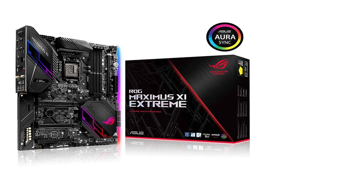ROG Maximus XI Extreme – Designed for Z390 Chipset