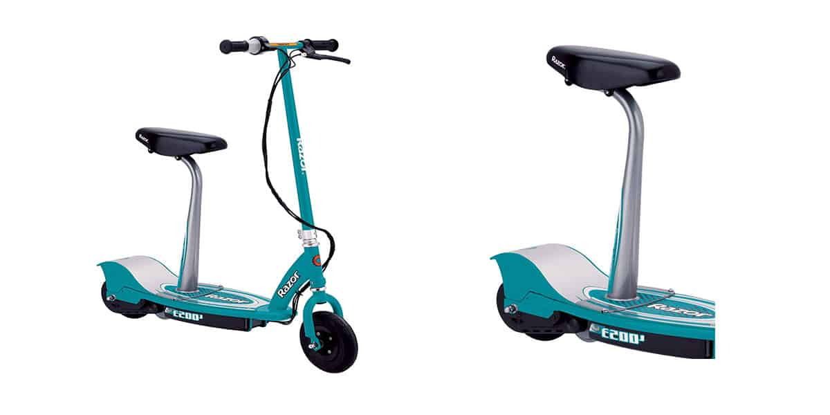 Razor E200S Seated Electric Scooter – Best Seated