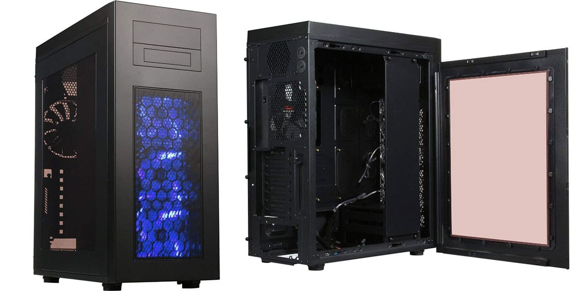 Rosewill RISE ATX Slim Full Tower Gaming Case
