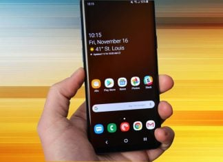 Samsung Galaxy S9 Android Pie Update Germany