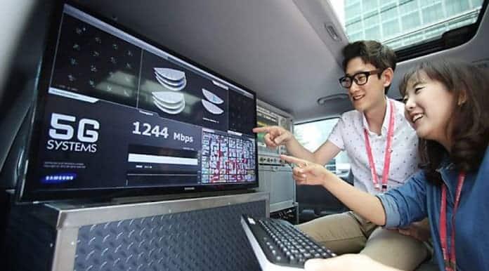 Samsung Verizon ATT Cellular 5G