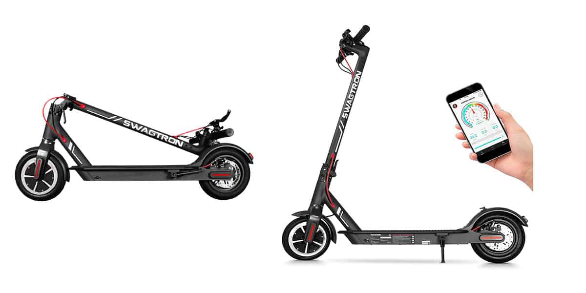 Swagtron Swagger 5 Elite – Best Electric Scooter for Commuting
