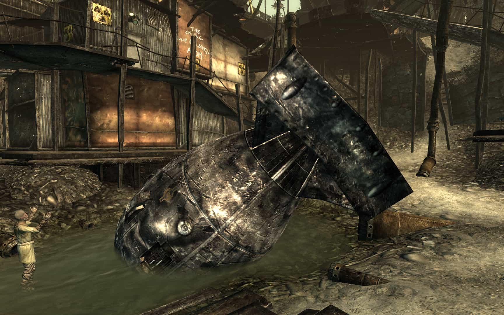 Megaton Bomb