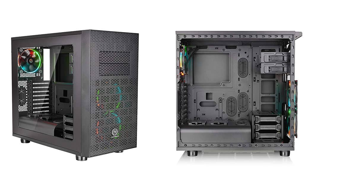 Thermaltake Core X31 – Best Customizable Case for Airflow