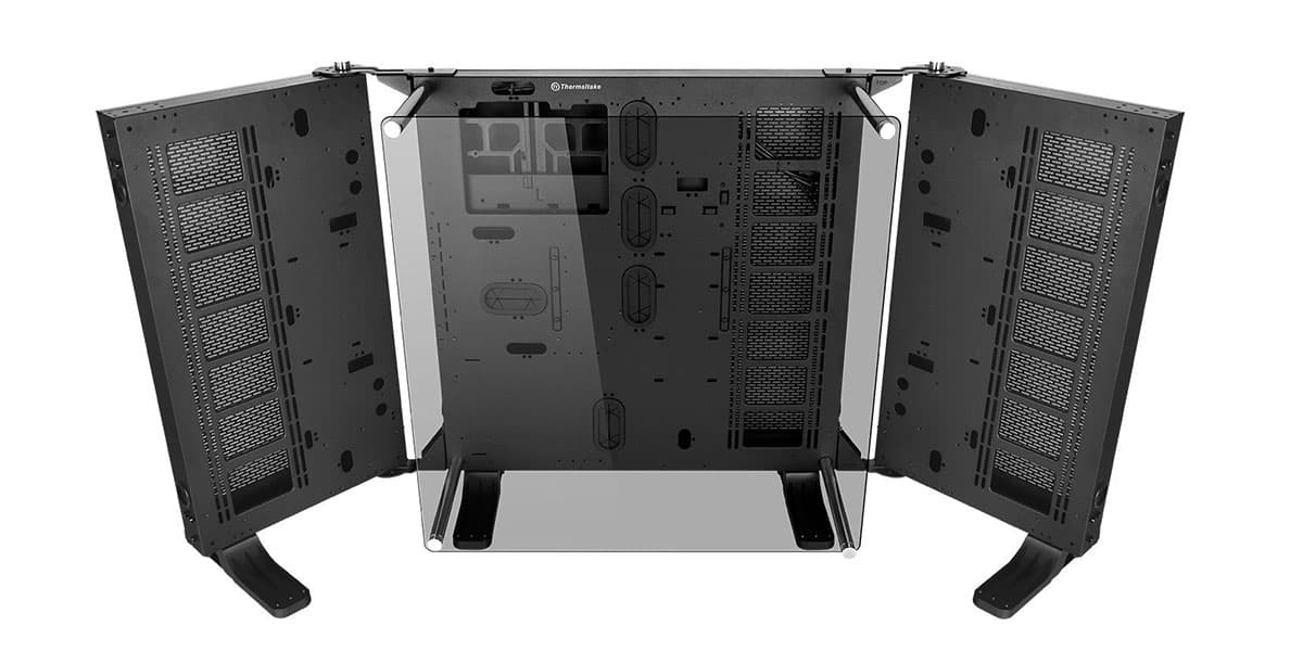 Thermaltake P7 Maximum Space for Massive Water Cooling