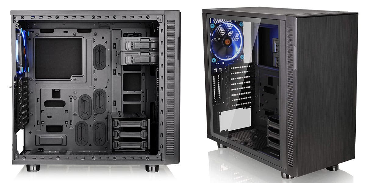 Thermaltake Suppressor F31 Tempered Glass Edition SPCC ATX Mid Tower