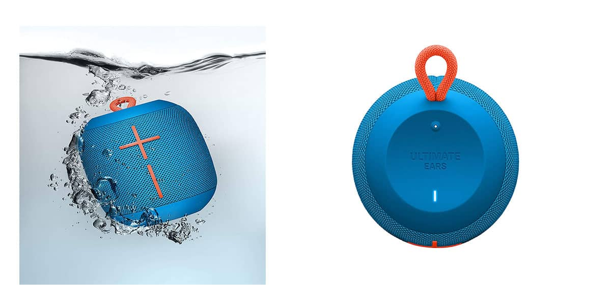 Ultimate Ears Wonderboom – Best Shower Speaker for 2019