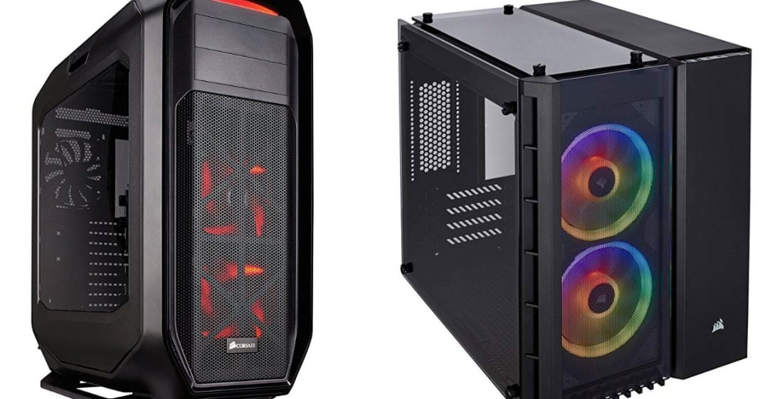 Best Atx Case 2019 The Best Gaming PC Cases (2019 Update)