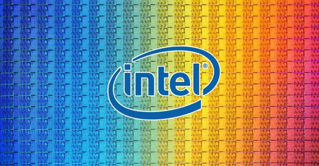 intel chip procesador