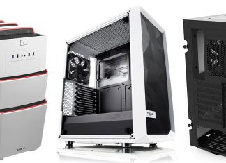 the White PC Case