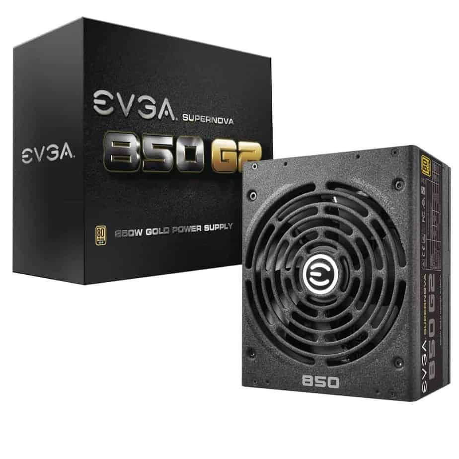 EVGA SuperNOVA 850 G2