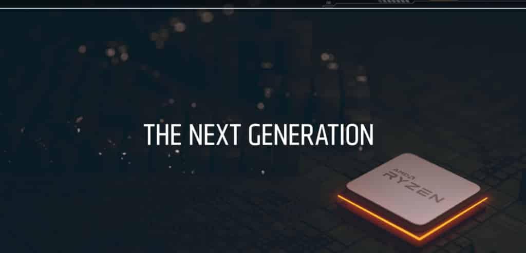 AMD Ryzen 2nd Gen 9 2060x991