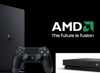 AMD is working on a new chip for the PlayStation and the Xbox
