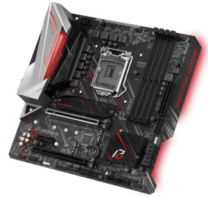 The Top Five motherboards at CES 2019
