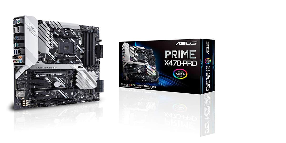 ASUS Prime X470-Pro – Reliable and Durable X470 Motherboard