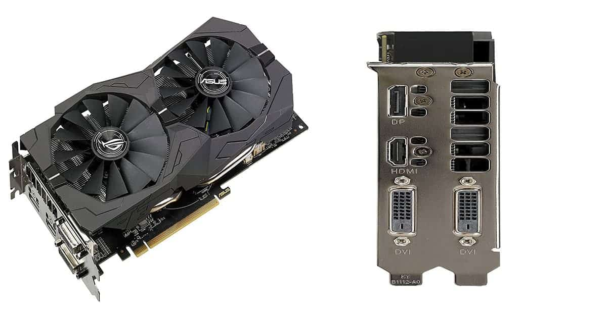 ASUS ROG Strix Radeon RX 570 – Budget GPU for Gamers