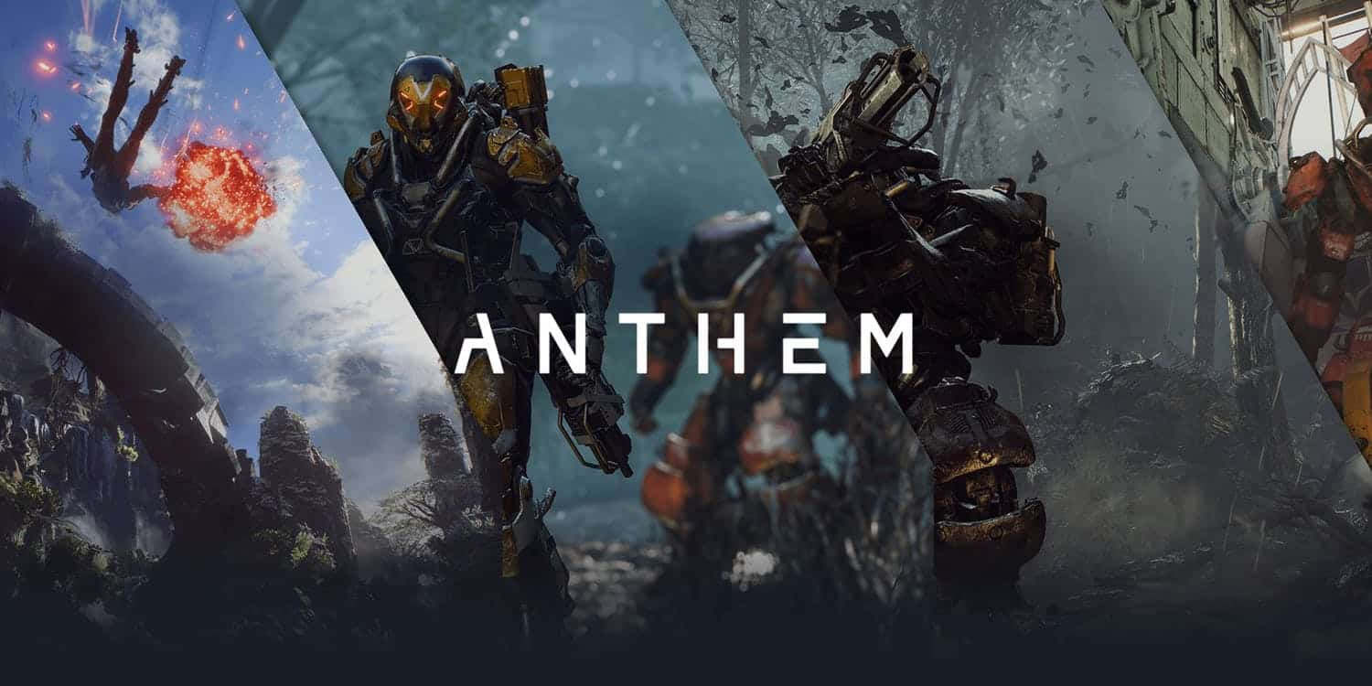 Watch An 8 Minute Anthem Gameplay Bioware S Upcoming Online Shooter