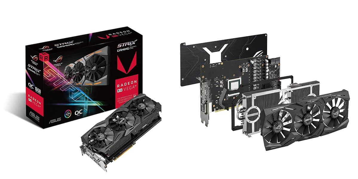 Best AMD Graphics Card – RX Vega 64