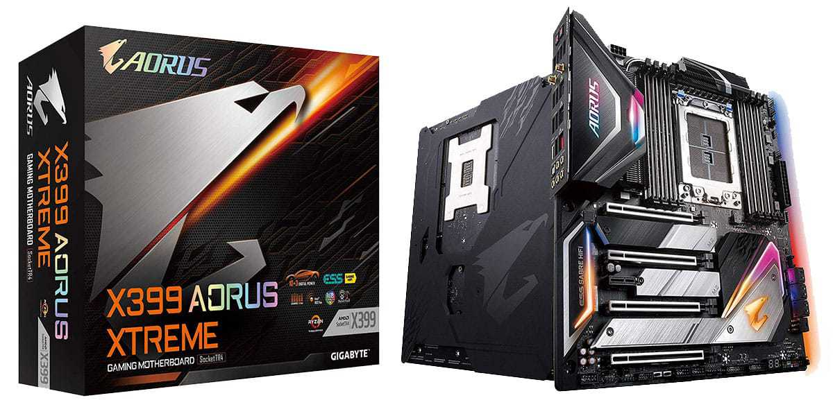Best AMD X399 Motherboard – Gigabyte X399 AORUS Xtreme Motherboard