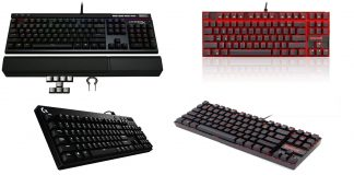 Best Mechanical Keyboard for Gaming in 2019