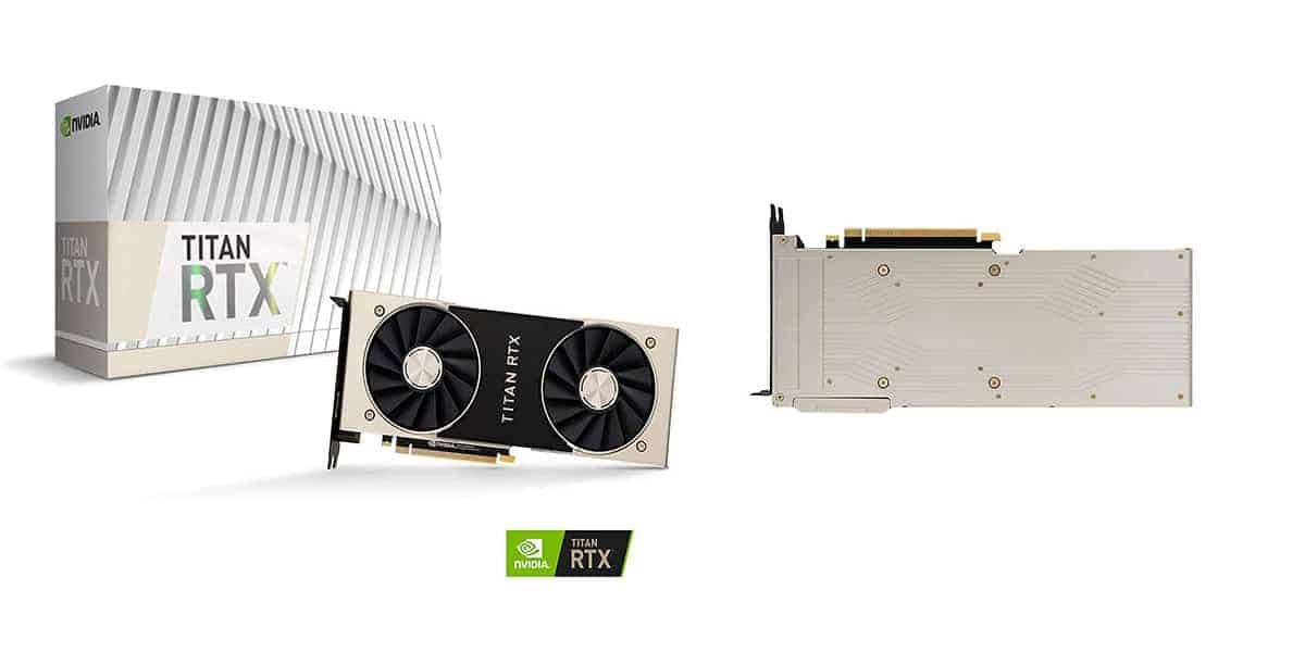 Best Overall Graphics Card – Titan RTX