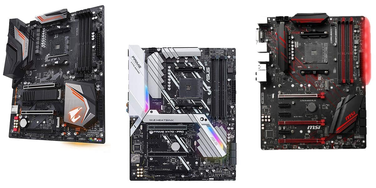 10 Best X470 Motherboards You Need to Lay Your Hands On