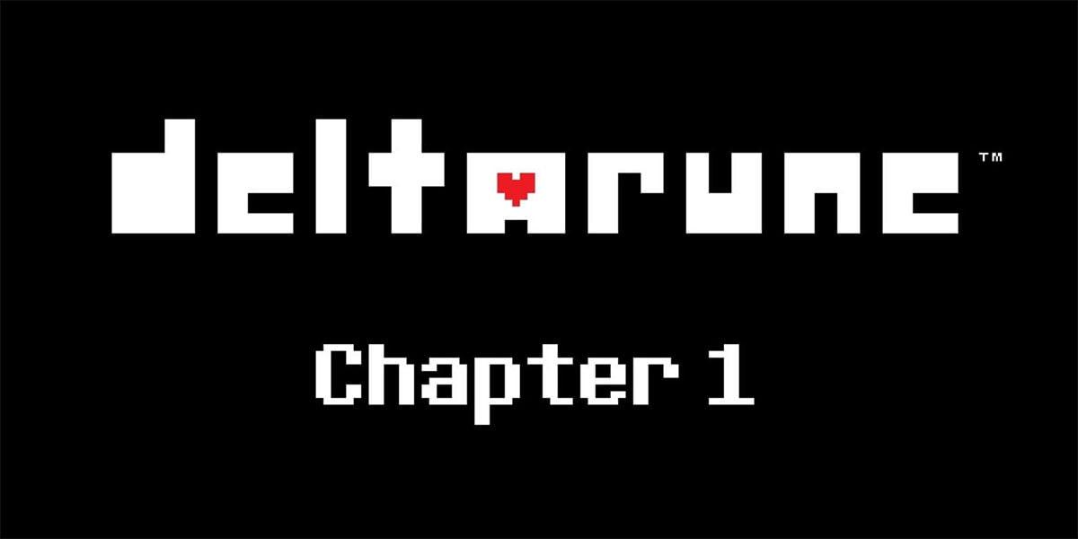 Deltarune: Chapter 1