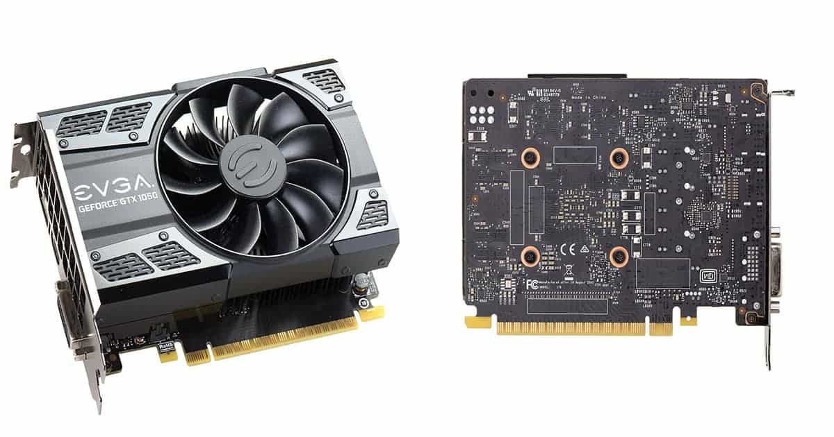 EVGA GeForce GTX 1050 Ti – Best Performance for the Price