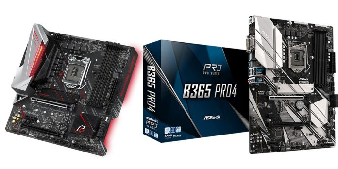 Five Motherboards we saw at CES 2019
