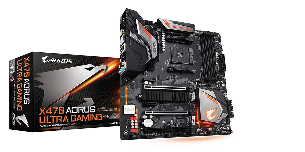 Gigabyte X470 Aorus Ultra Gaming – Best Entry-Level X470 Motherboard