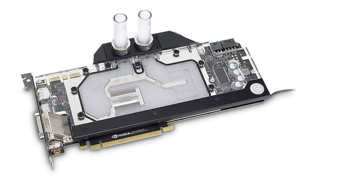 Graphics Card Water Cooling – EK-FC RGB GPU Water Block