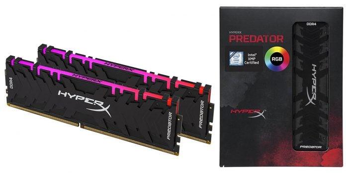HyperX Predator DDR4 RGB