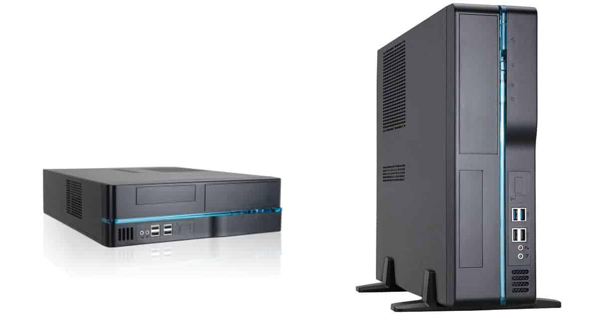 IN-WIN Desktop 300W Haswell Case