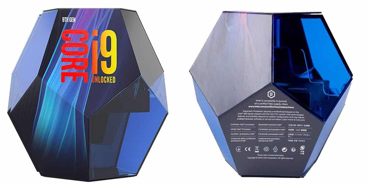 Intel Core i9-9900K – Highest Per Core Performance