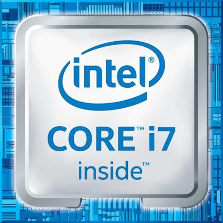 Intel Core i7 Processor badge