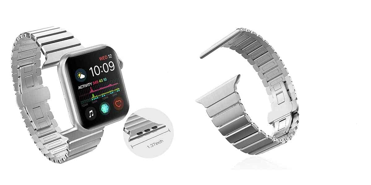 Oittm's stainless steel for the Apple Watch